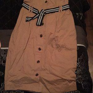 Contemporary Forever21 skirt.